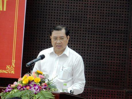 Chu tich Da Nang: 'Toan thoi bao cao lao! Hay thuc chat di!' - Anh 2