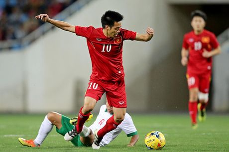 TRUC TIEP Viet Nam 0-0 Avispa Fukuoka: Van Toan dut diem chech cot doc (Hiep 2) - Anh 4