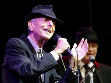 Leonard Cohen, nguoi 'san sang chet' - Anh 1
