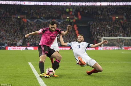 Clip DT Anh 3 – 0 Scotland: Gareth Southgate 'chac ghe' o Tam su - Anh 1