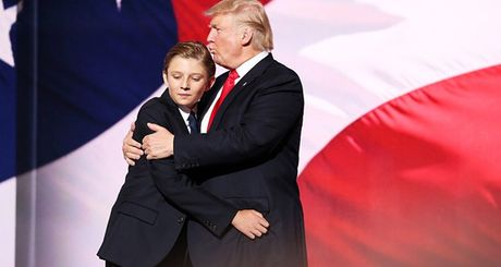 Nhung dieu thu vi ve 'hoang tu ut' nha ong Donald Trump - Anh 1