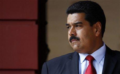 Chinh phu Venezuela noi lai doi thoai voi phe doi lap - Anh 1