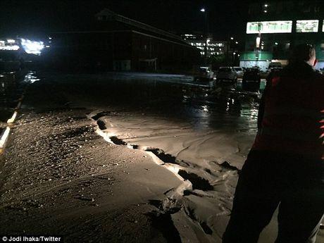 Khung canh dang so o New Zealand sau tran dong dat manh 7,8 do Richter - Anh 5