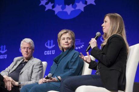Ai nu nha Hillary Clinton noi tiep giac mo cua me - Anh 2