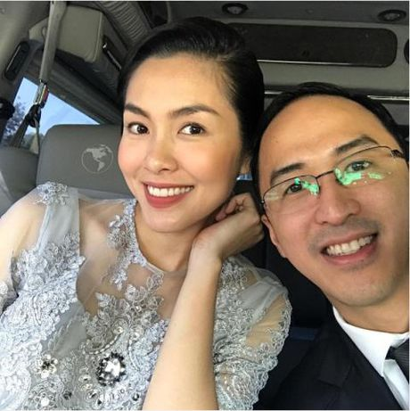 Tang Thanh Ha mang bau lan hai: An dut nhieu sao nu - Anh 2
