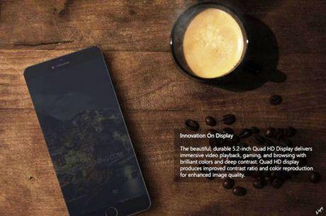 iPhone SE 2017 man hinh lon, dep chang kem 'ai' - Anh 1