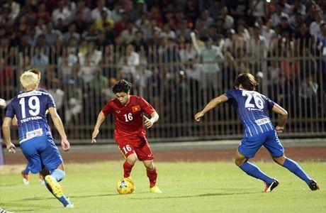 CLB Avispa Fukuoka FC muon chieu mo Van Toan, Hoang Thinh va Xuan Truong - Anh 1