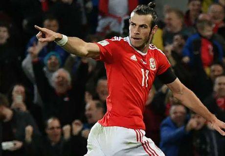 Xu Wales doi dien nguy co bi loai, Bale van day tu tin - Anh 1