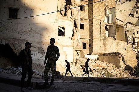 Chum anh thanh pho Aleppo giua chien su ac liet - Anh 1