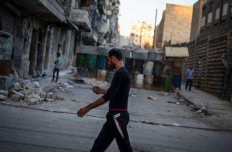Chum anh thanh pho Aleppo giua chien su ac liet - Anh 2