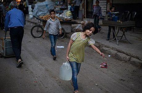 Chum anh thanh pho Aleppo giua chien su ac liet - Anh 4
