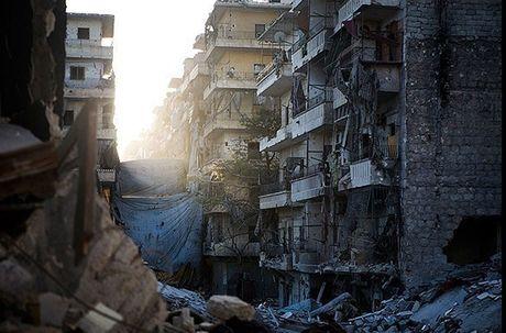 Chum anh thanh pho Aleppo giua chien su ac liet - Anh 6