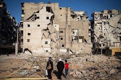 Chum anh thanh pho Aleppo giua chien su ac liet - Anh 7
