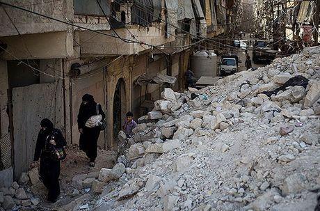 Chum anh thanh pho Aleppo giua chien su ac liet - Anh 8