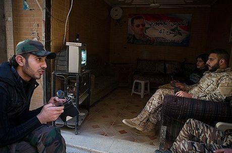 Chum anh thanh pho Aleppo giua chien su ac liet - Anh 9
