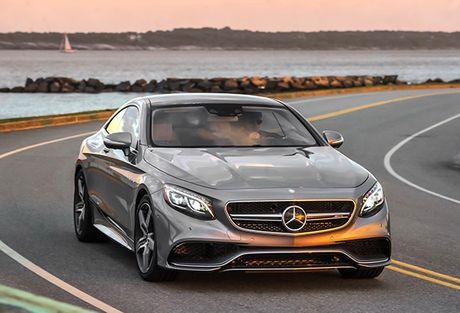 Mercedes-Benz E-Class, GLE va S-Class 'dinh an' trieu hoi - Anh 1