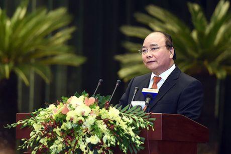 Thu tuong Chinh phu Nguyen Xuan Phuc: Dang sau nhung y tuong la tam long sau nang voi que huong! - Anh 2
