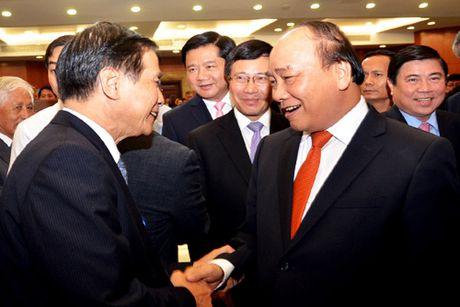 Thu tuong Chinh phu Nguyen Xuan Phuc: Dang sau nhung y tuong la tam long sau nang voi que huong! - Anh 4