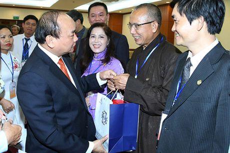 Thu tuong Chinh phu Nguyen Xuan Phuc: Dang sau nhung y tuong la tam long sau nang voi que huong! - Anh 5