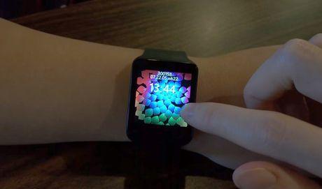 Lo dien smartwatch cua Moonraker chua bao gio duoc ra mat cua Nokia - Anh 1