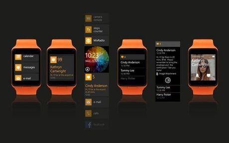 Lo dien smartwatch cua Moonraker chua bao gio duoc ra mat cua Nokia - Anh 2