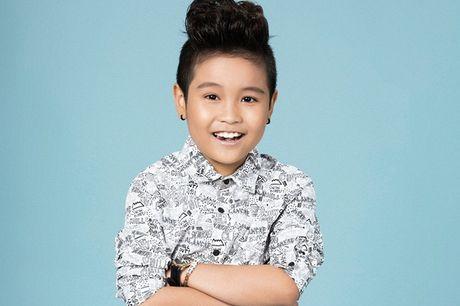 Nhat Minh lot top quan quan The Voice Kid xuat sac the gioi - Anh 1