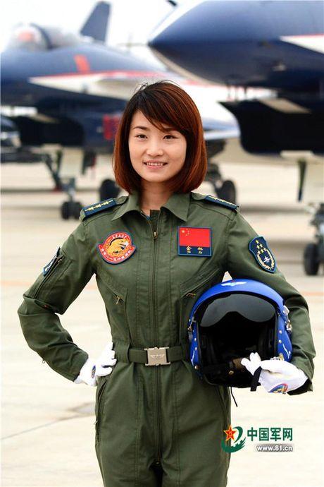 Nu phi cong chien dau co Trung Quoc tu nan - Anh 2