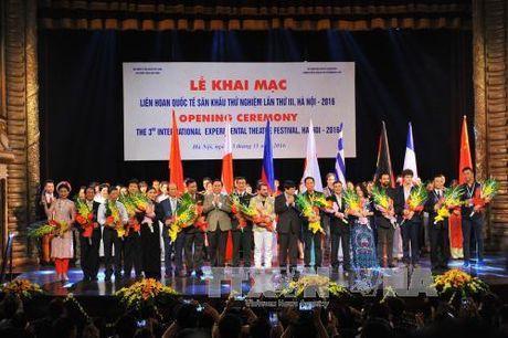 Khai mac Lien hoan quoc te San khau thu nghiem lan thu III - Anh 1