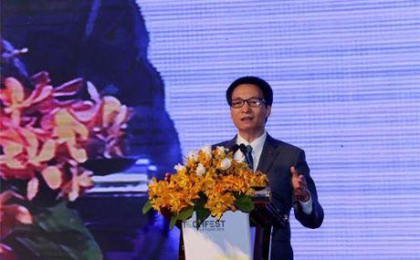 PTT Vu Duc Dam: 'Khong khi khoi nghiep doi moi sang tao da co su lan toa' - Anh 1