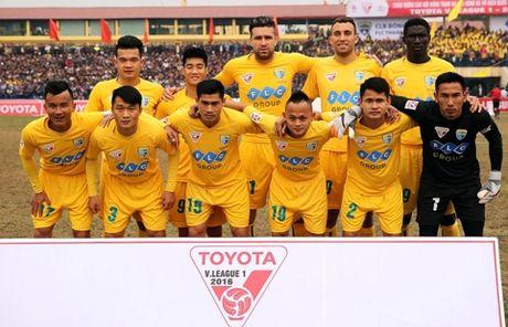 FLC Thanh Hoa: Mo man mua giai bang derby Bac Trung Bo - Anh 1