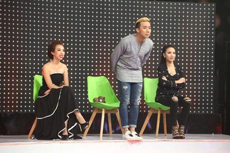 Tran Thanh lien tuc bi Trinh Thang Binh 'chat chem' tren truyen hinh - Anh 3