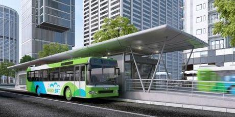 50 ngay co hoan thanh duoc 7 hang muc cua du an buyt nhanh BRT? - Anh 1