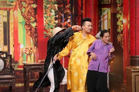 On gioi tap 2: Viet Trinh dung gay go phang vao dau Truong Giang - Anh 11