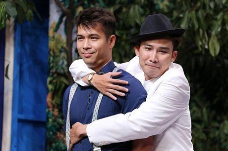 On gioi tap 2: Viet Trinh dung gay go phang vao dau Truong Giang - Anh 15