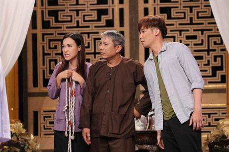 On gioi tap 2: Viet Trinh dung gay go phang vao dau Truong Giang - Anh 19