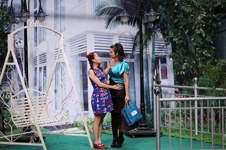 On gioi tap 2: Viet Trinh dung gay go phang vao dau Truong Giang - Anh 2