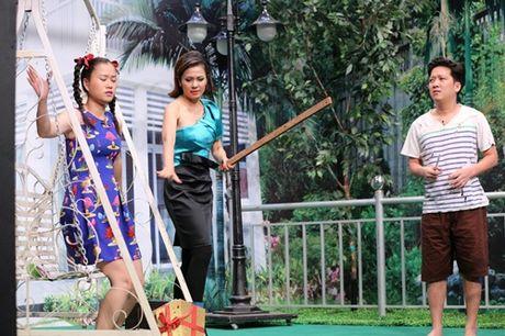 On gioi tap 2: Viet Trinh dung gay go phang vao dau Truong Giang - Anh 3