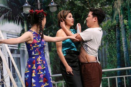 On gioi tap 2: Viet Trinh dung gay go phang vao dau Truong Giang - Anh 5