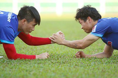 """DT Viet Nam: Cong Phuong """"luyen choi ca nhan"""" - Anh 3"""
