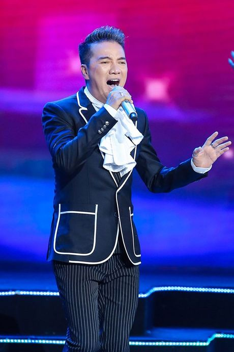 Nha Phuong khoe giong hat trong liveshow cua Truong Giang - Anh 11