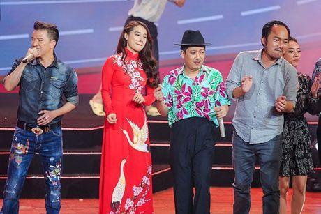 Nha Phuong khoe giong hat trong liveshow cua Truong Giang - Anh 13