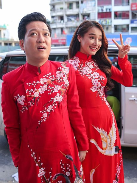 Nha Phuong khoe giong hat trong liveshow cua Truong Giang - Anh 2