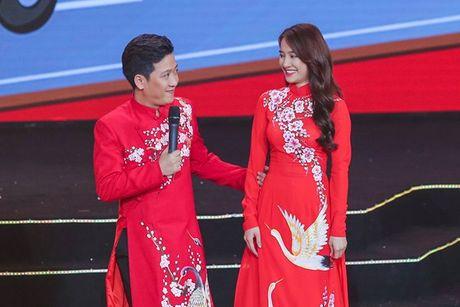 Nha Phuong khoe giong hat trong liveshow cua Truong Giang - Anh 6