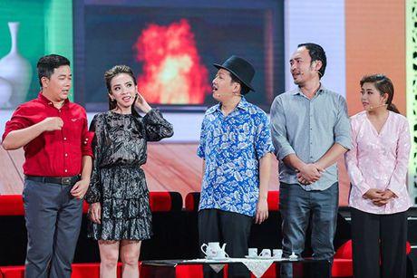 Nha Phuong khoe giong hat trong liveshow cua Truong Giang - Anh 7