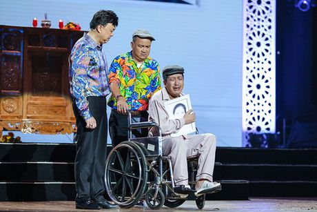 Nha Phuong khoe giong hat trong liveshow cua Truong Giang - Anh 8