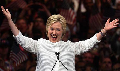 Ba Hillary se khong lang le rut lui - Anh 1