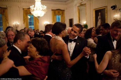 Nhin lai nhung khoanh khac an tuong cua tong thong Obama - Anh 11