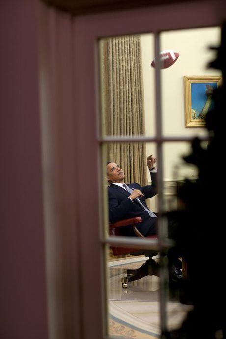 Nhin lai nhung khoanh khac an tuong cua tong thong Obama - Anh 15