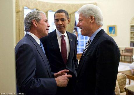 Nhin lai nhung khoanh khac an tuong cua tong thong Obama - Anh 16