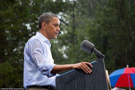Nhin lai nhung khoanh khac an tuong cua tong thong Obama - Anh 17